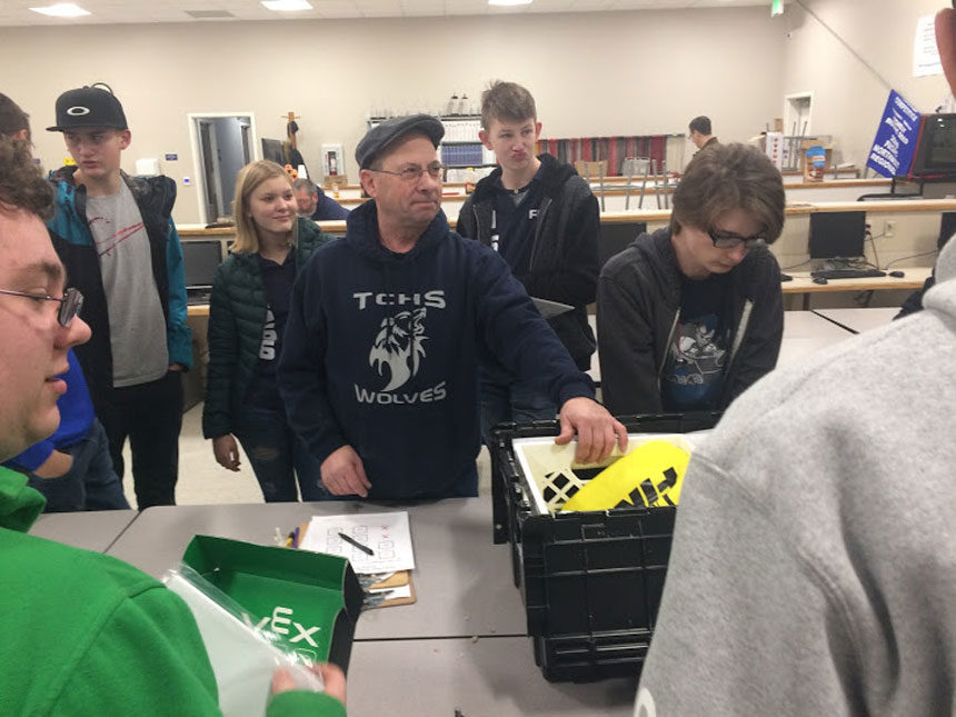 East Idaho robotics clubs gear up for regional competitions | East
