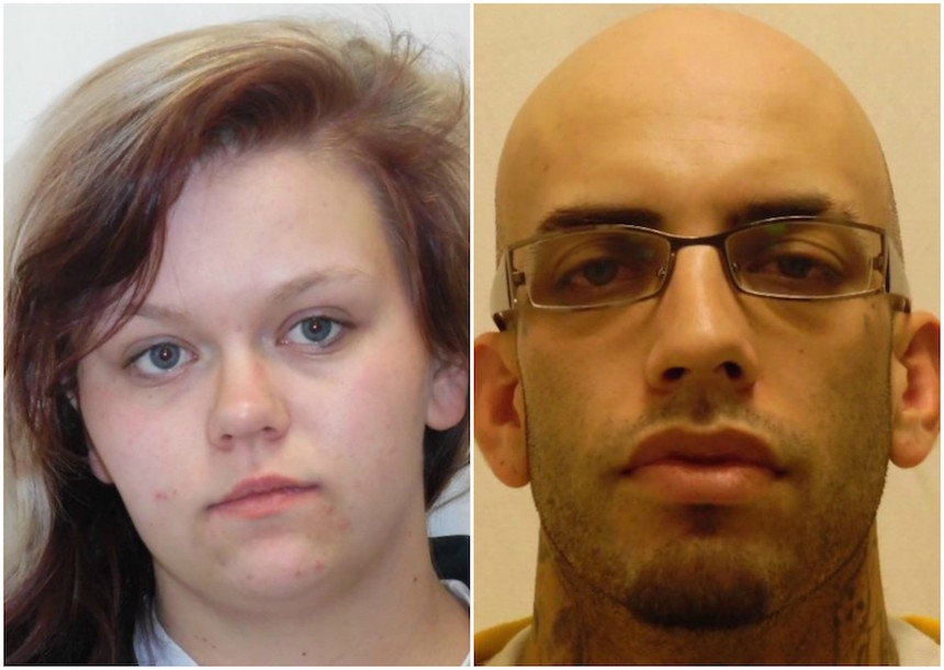 Pair sentenced in federal court for drug possession with intent to distribute