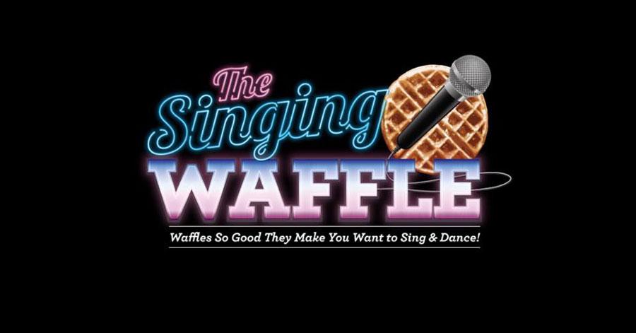 singing waffle