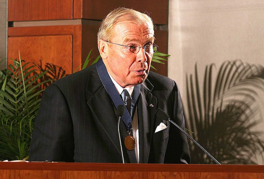 'Utah has lost a lion,' condolences honor Jon Huntsman Sr