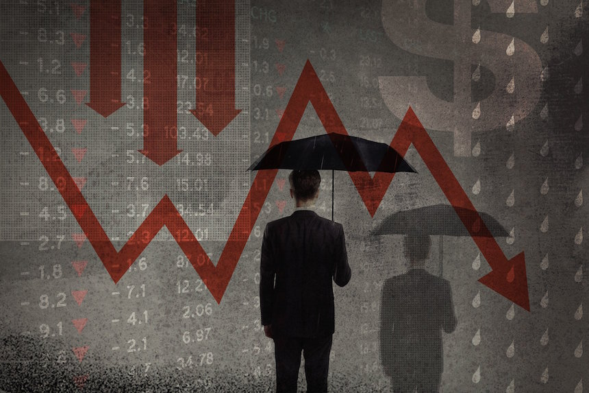 Dow plunges 1,175 -- worst point decline in history | East Idaho News