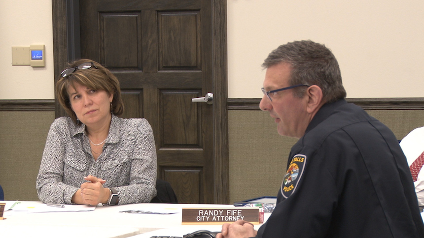 Idaho Falls mayor tells police to limit 'troublesome info' to public