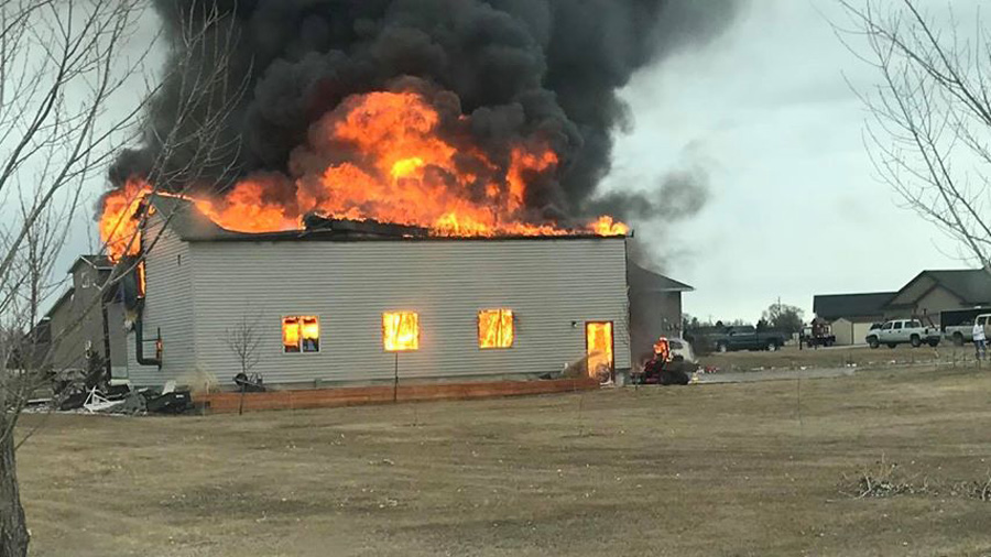 UPDATE: Fire causes $140,000 in damages to Rigby shop