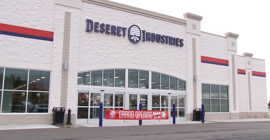 Deseret Industries to reopen thrift stores with new guidelines - East Idaho  News