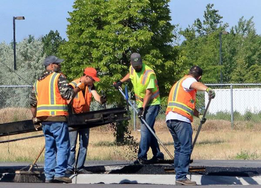 Idaho Falls Wants To Help Manage Your Curbs And Gutters