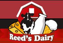 Reed's Dairy logo