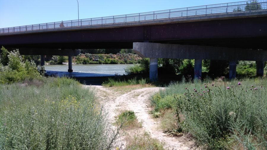 ryder park trail