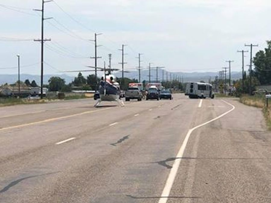 Courtesy Ford Pocatello >> Motorcyclist dies after slamming into bus | East Idaho News
