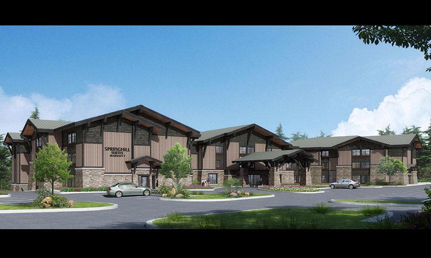 Developer Hopes Island Park Marriott Will Become Community Hub East Idaho News