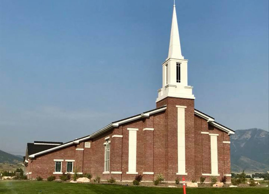 New LDS chapel to be dedicated in Swan Valley
