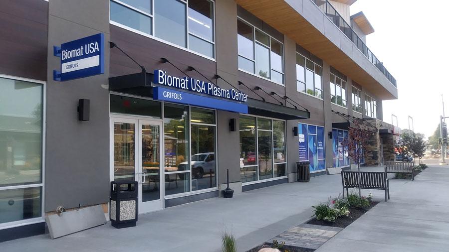 Biz Buzz: Five Guys, Biomat USA among businesses opening in