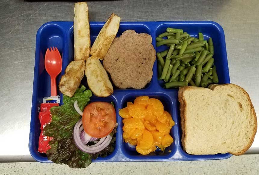 Tossing Salad In Prison