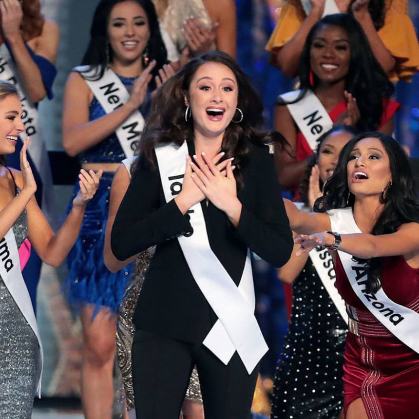 Nina Forest Miss America Top 15