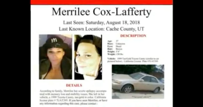 Missing Woman S Body Found Man Arrested In Cache County