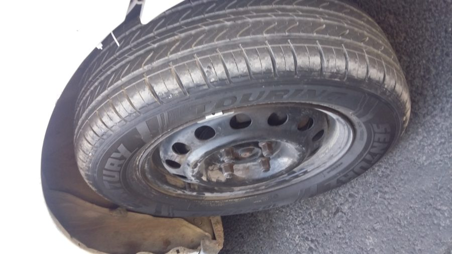 Discount Tire Pocatello >> Homeless Mother With Only 60 And 4 Bald Tires Receives