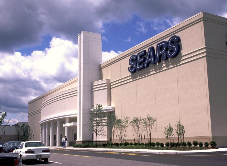 US department store Sears goes bankrupt in face of Amazon