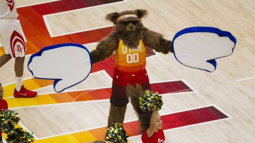 5ebb684e84e SALT LAKE CITY (KSL.com) — The Utah Jazz have reportedly fired the man who  performed as the Jazz Bear since 1994.