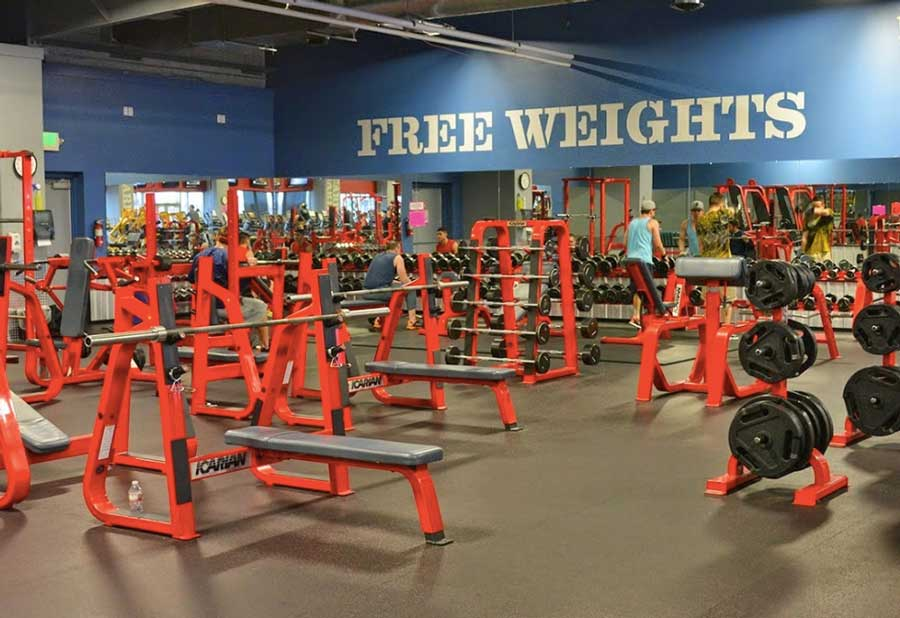 World Gym In Ammon, Rexburg Changes Its Name, New Location