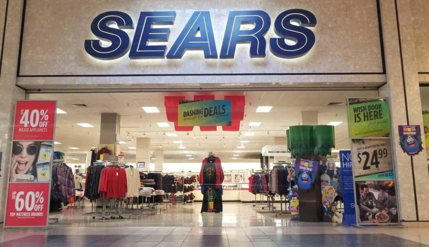 Watertown's Sears Store To Close In February