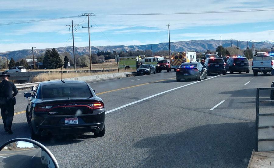 UPDATE: Names released in injury crash on US 26   East Idaho News