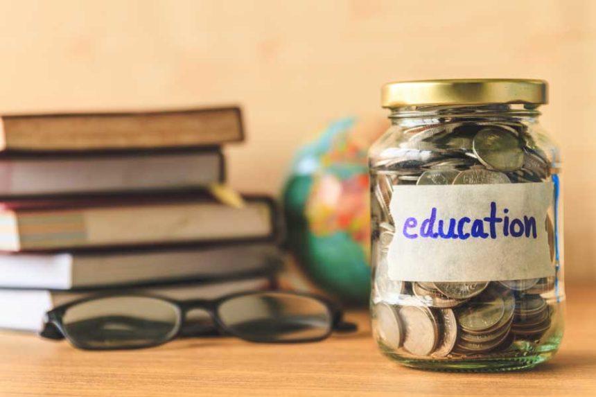 Education funding cash