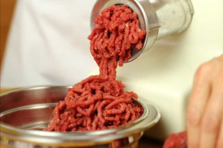 More than 12 million pounds of ground beef being recalled