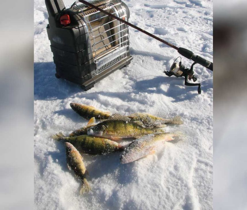 Ten reasons to go ice fishing this winter, and where it