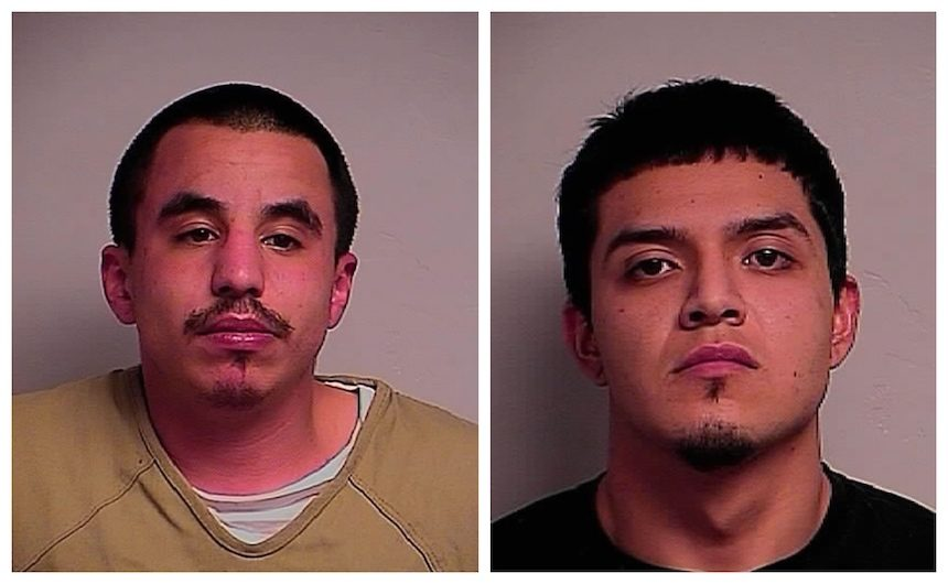 2 wanted men captured after running from police | East Idaho News
