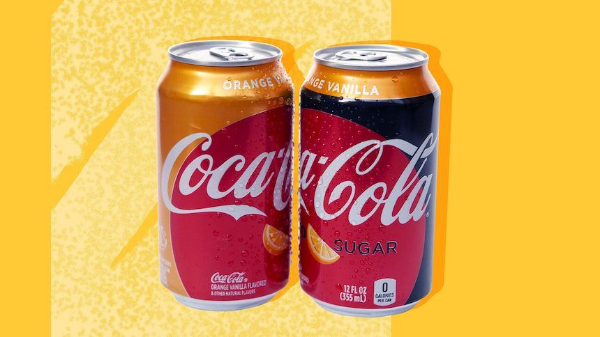 Coke launches new flavor