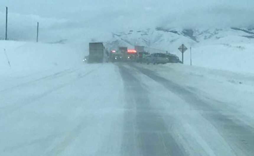Whiteout conditions cause several crashes on US 26 | East