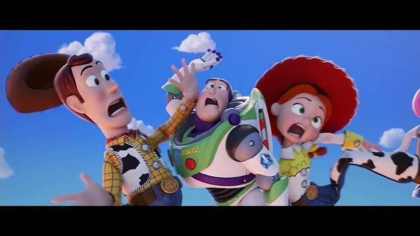 Kids kids - It's the official trailer for Toy Story 4