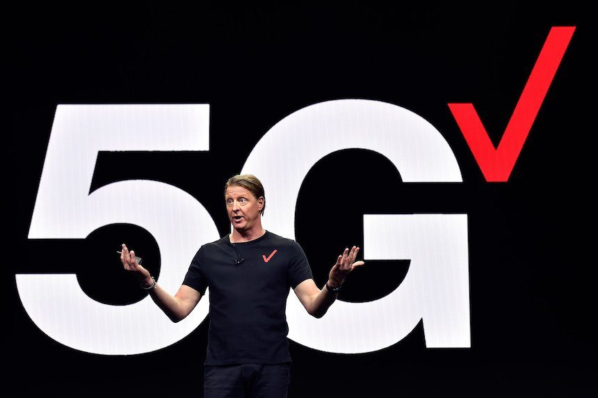 Verizon Speeds Up Launch of 5G Wireless Network