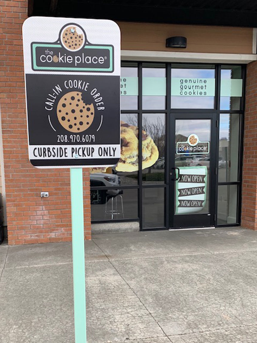 cookie place curbside