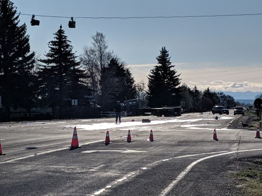 Man killed in Sugar City crash | East Idaho News
