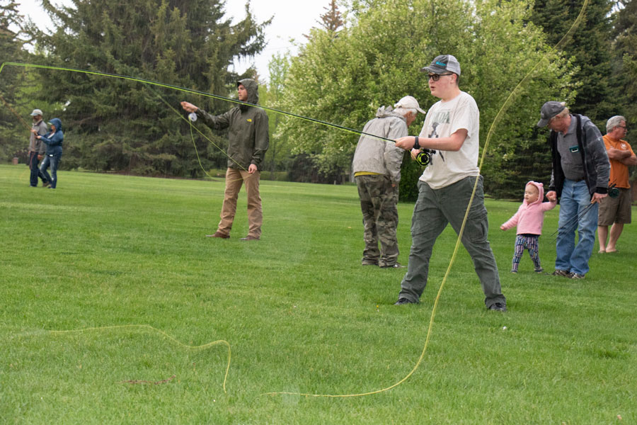Snake River Cutthroats Have Record Turn Out During Fly