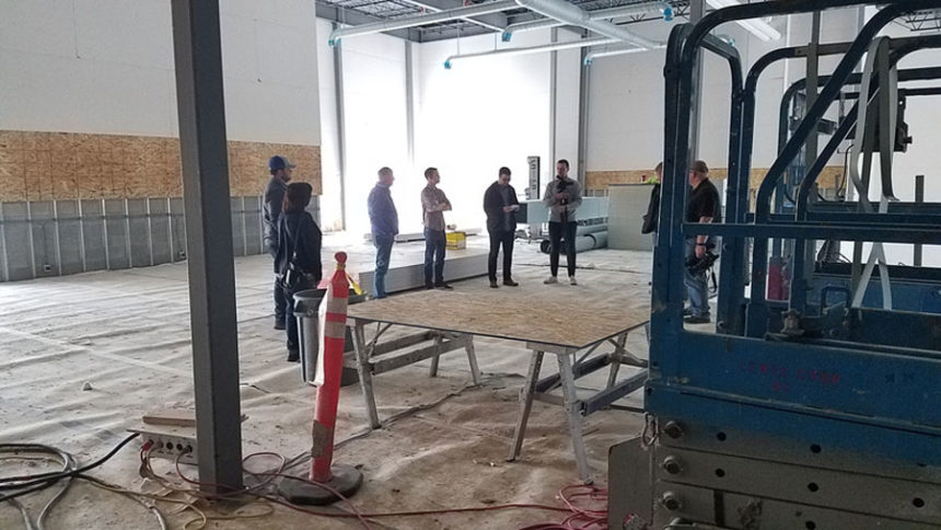 Museum of Idaho's expansion coming along right on schedule