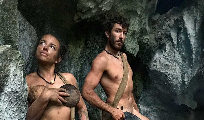 Local Naked And Afraid Survivalists Bare All  East Idaho News-3406
