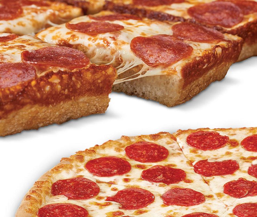 Caesars Pizza