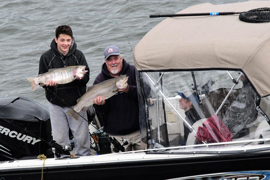 Fishing at Henrys Lake opens with a bang | East Idaho News