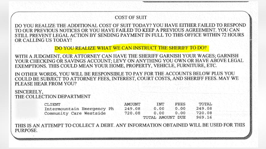 lawsuit threat