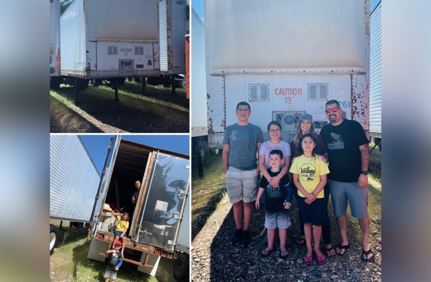 Owner finds missing semi-trailer but has to pay $15,000 to get it