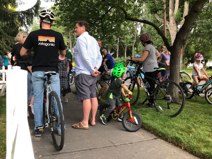 boulevard bikers