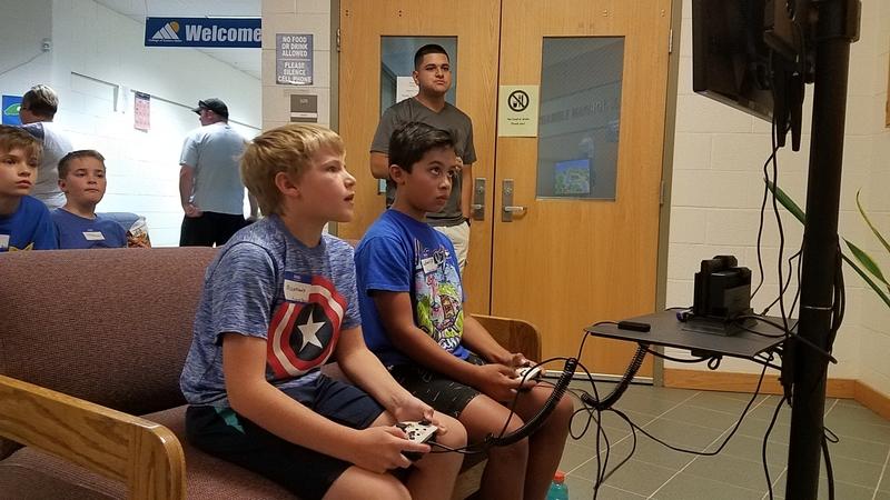 Kiddie Gamers