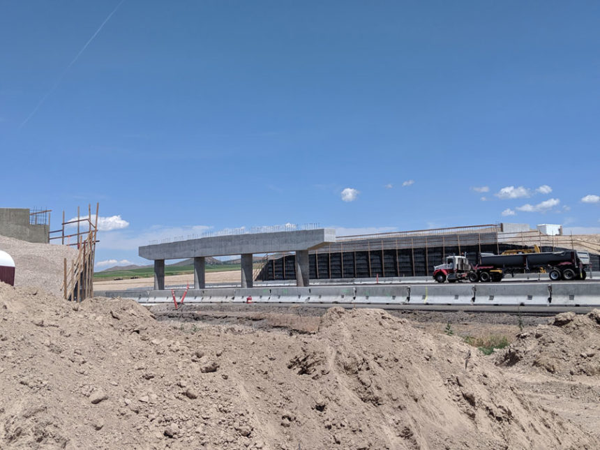 Traffic will be diverted on I-15 near Pocatello Tuesday night and
