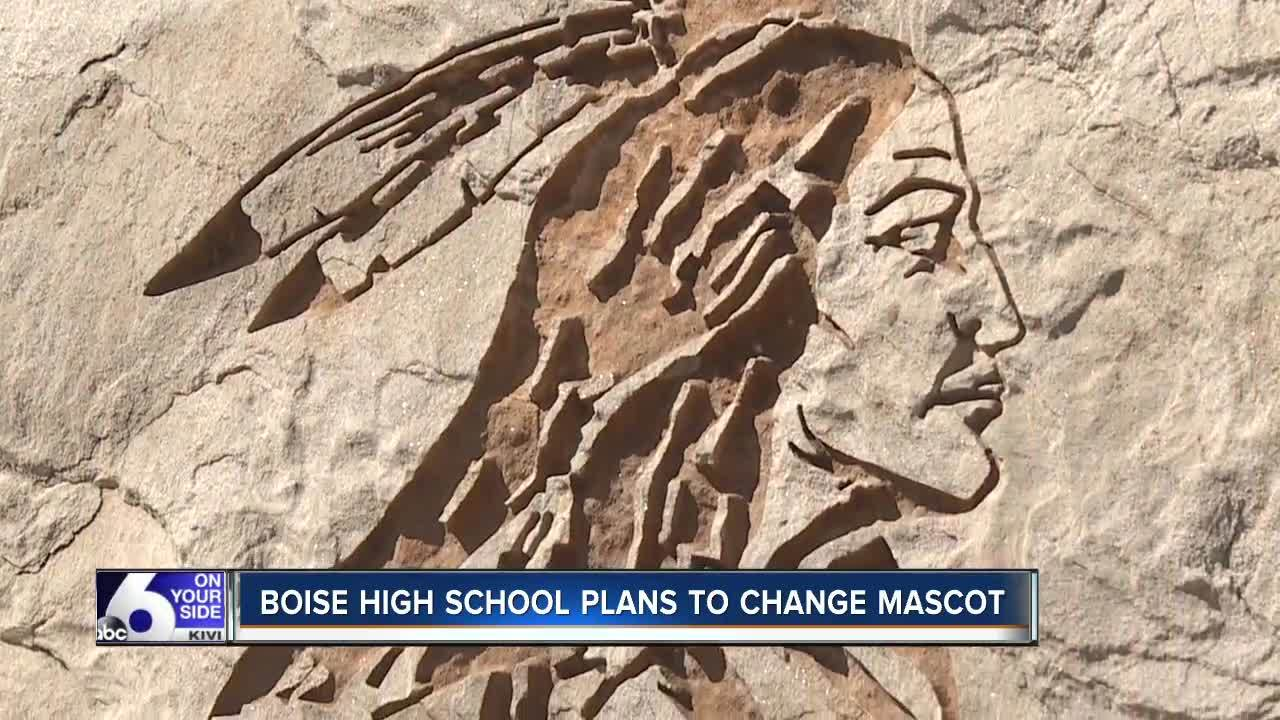 Boise High School Working On Plan To Replace 'Braves