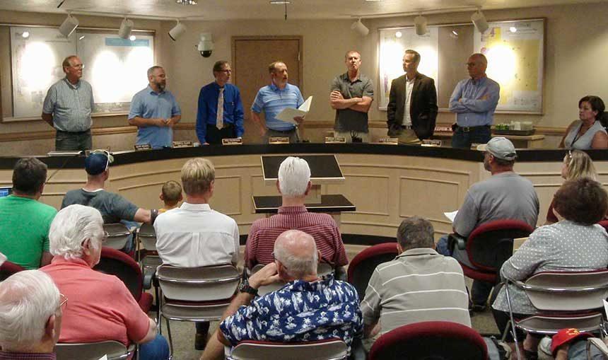 ammon City Council