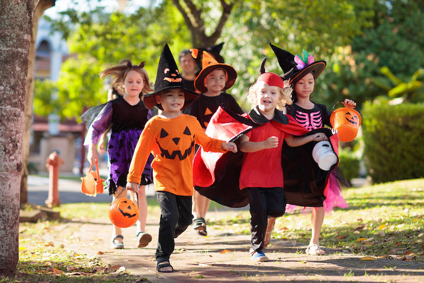 Halloween Trick Or Treat Times 2020 Chubbuck Too cold to trick or treat? Here's a list of free trunk or treats