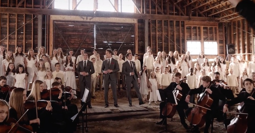GENTRI releases Christmas music video ahead of east Idaho concert - East Idaho News