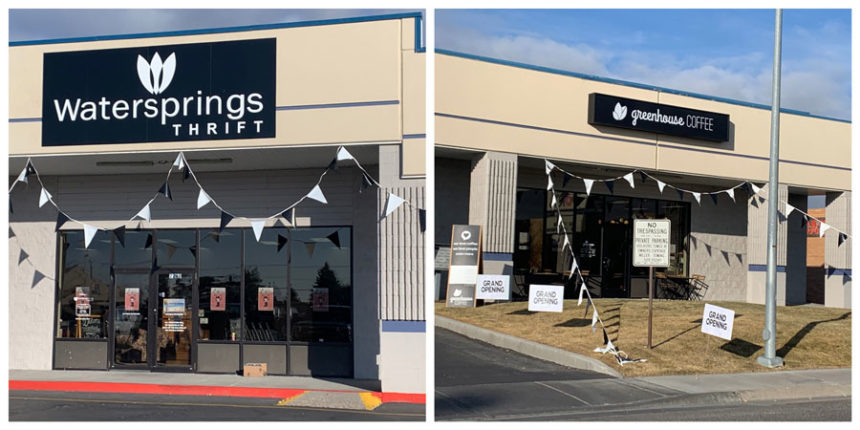 Thrift Stores Idaho Falls >> Local Thrift Store And Coffee Shop Opening In New Location