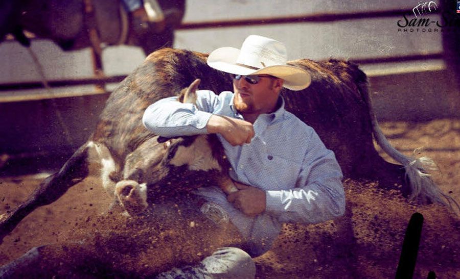 Blackfoot Steer Wrestler Ready To Compete In First